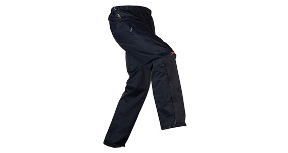 Berghaus Men's Gore-Tex Paclite Shell Overtrousers short black